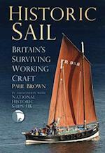 Historic Sail af Paul Brown