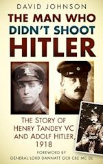 Man Who Didn't Shoot Hitler