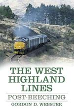 The West Highland Lines af Gordon D. Webster