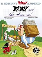 Asterix and the Class Act (Asterix)