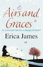 Airs and Graces af Erica James