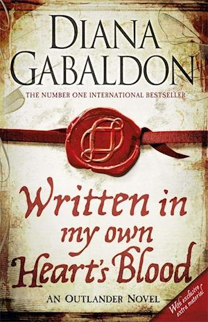 Bog, paperback Written in My Own Heart's Blood af Diana Gabaldon