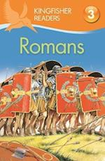 Kingfisher Readers: Romans (Level 3: Reading Alone with Some Help) af Philip Steele