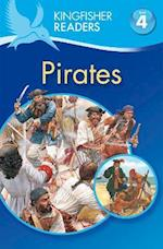 Kingfisher Readers: Pirates (Level 4: Reading Alone) af Philip Steele