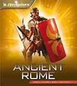 Navigators: Ancient Rome af Philip Steele, Steve Stone