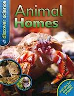 Discover Science: Animal Homes af Angela Wilkes