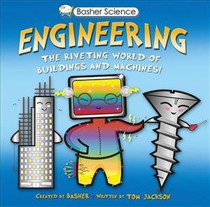 Bog, paperback Basher Science: Engineering af Mary Budzik