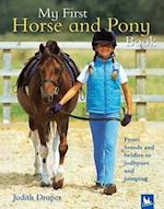 My First Horse And Pony Book af Judith Draper