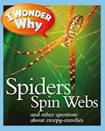 I Wonder Why Spiders Spin Webs (I Wonder Why)