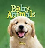 Baby Animals Pets af Editors Kingfisher, Various, Kingfisher Books