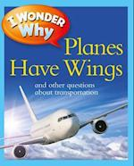 I Wonder Why Planes Have Wings (I Wonder Why)
