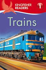 Trains (Kingfisher Readers L1)