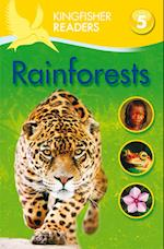 Rainforests (Kingfisher Readers Level 5)