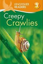 Creepy - Crawlies (Kingfisher Readers)