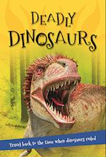It's All About... Deadly Dinosaurs af Kingfisher Books