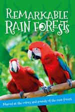It's All About... Remarkable Rain Forests af Kingfisher Books