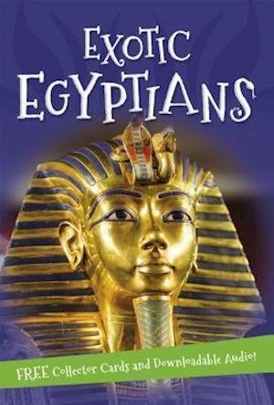 Bog, paperback Exotic Egyptians af Kingfisher