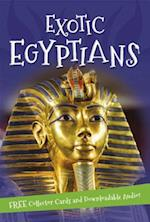 It's All About... Exotic Egyptians af Kingfisher Books