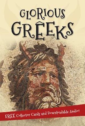 Bog, paperback Glorious Greeks af Kingfisher