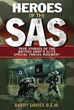 Heroes Of The SAS af Barry Davies