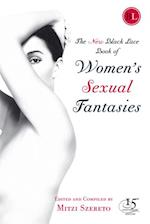 New Black Lace Book of Women's Sexual Fantasies af Mitzi Szereto
