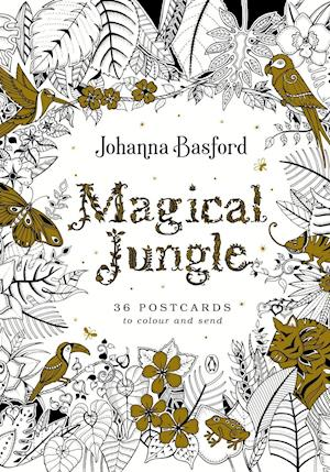 Bog paperback Magical Jungle af Johanna Basford