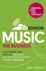 Music: The Business (7th edition) af Ann Harrison
