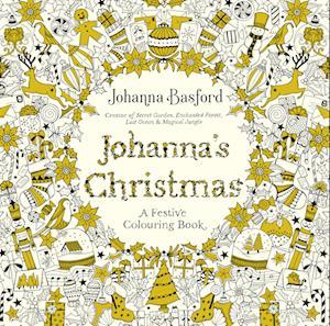 Bog, paperback Johanna's Christmas af Johanna Basford