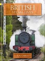 British Steam Lives af Colin Garratt