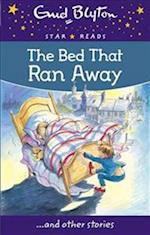 The Bed That Ran Away (Enid Blyton Star Reads)