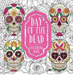 Day of the Dead Colouring Book (Colouring)