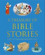 A Treasury of Bible Stories