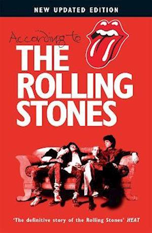 Bog paperback According to The Rolling Stones af Keith Richards Ronnie Wood Charlie Watts