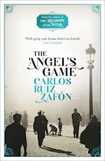 The Angel's Game af Carlos Ruiz Zafon