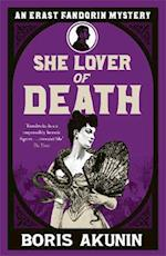 She Lover Of Death af Boris Akunin, Andrew Bromfield