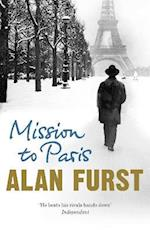 Mission to Paris af Alan Furst