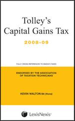 Tolley's Capital Gains Tax af Kevin Walton, Andrew Flint