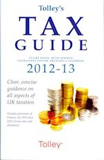 Tolley's Tax Guide af Claire Hayes