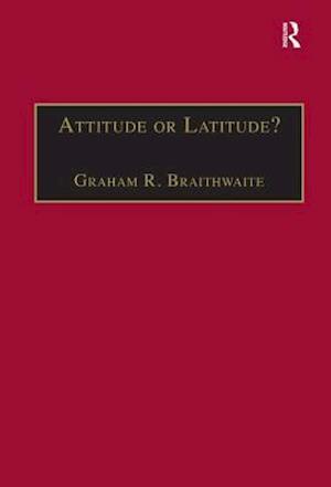 Attitude or Latitude?