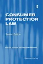 Consumer Protection Law (Markets And The Law)