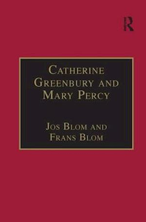 Catherine Greenbury and Mary Percy