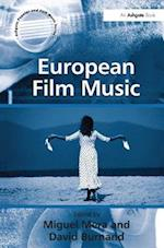 European Film Music af Miguel Mera, David Burnand