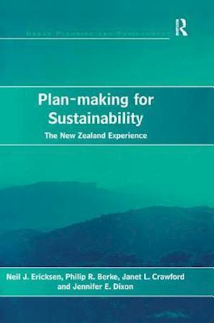 Plan-making for Sustainability