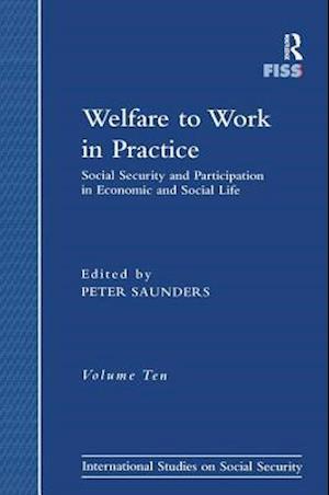 Welfare to Work in Practice