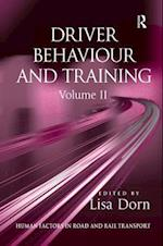 Driver Behaviour and Training (Human Factors in Road And Rail Transport)