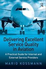 Delivering Excellent Service Quality in Aviation