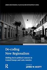 De-Coding New Regionalism af James W. Scott