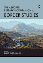 The Routledge Research Companion to Border Studies