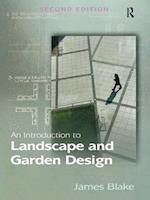 An Introduction to Landscape and Garden Design af James Blake