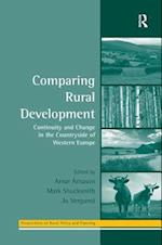 Comparing Rural Development : Continuity and Change in the Countryside of Western Europe af Mark Shucksmith, Arnar Arnason